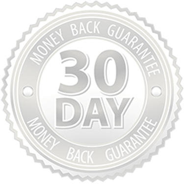 30Days Money Back Guarantee